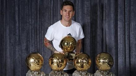 FIFA se separa de France Football y entregará el Balón de Oro por su cuenta