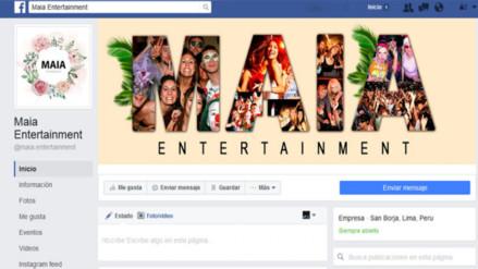 Facebook: denuncian a 'fanpage' por presuntos casos de estafa y amenazas