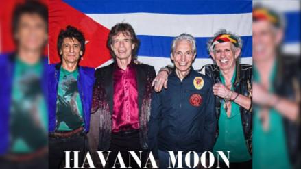 The Rolling Stones publican adelanto de concierto en Cuba
