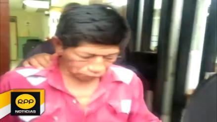 Tumbes: sujeto que intentó quemar a su pareja suplantó su nombre