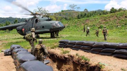 El Gobierno reestructura la lucha contra el narcotráfico en el Vraem
