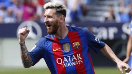 Barcelona goleó 5-1 al Leganés por la Liga Santander