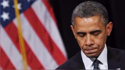 Obama lamenta la pérdida