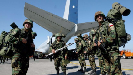 Chile anunció que retirará sus tropas de Haití