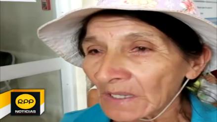 Madre de mujer quemada culpa a presunto agresor por hecho