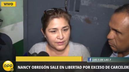 """Nancy Obregón: """"Jamás hubo una reunión con el camarada Artemio"""""""