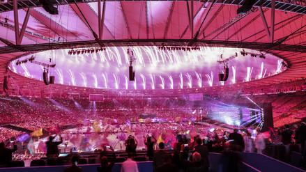 Revive la ceremonia de clausura de los Juegos Paralímpicos Río 2016