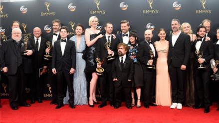 Game of Thrones hizo historia en los Premios Emmy