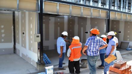 Más de 11 mil trabajadores de construcción civil se registran en Piura
