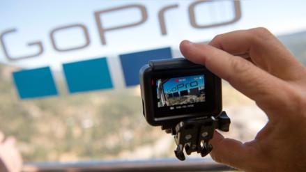 La GoPro Hero5 es a prueba de agua y recibe comandos de voz
