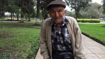 Facebook: Tomás, el entrañable fotógrafo que motiva una cadena solidaria