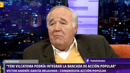 García Belaunde sobre la Sunat: