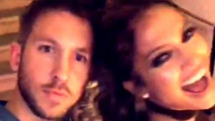Jennifer López y Calvin Harris están saliendo secretamente