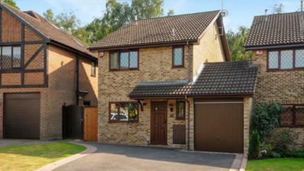 La casa de Harry Potter es puesta a la venta