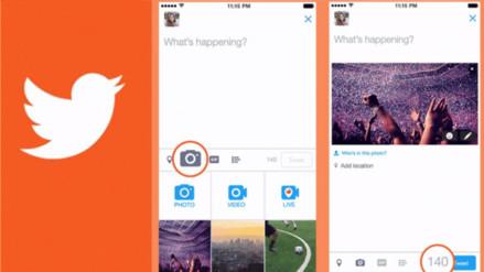 Twitter flexibiliza el límite de 140 caracteres por tuit