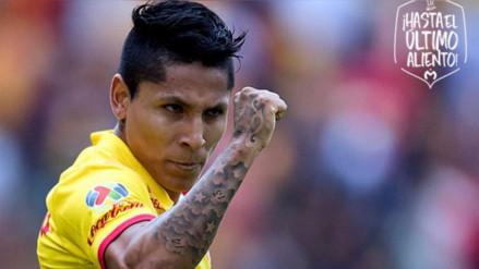 Selección Peruana: Raúl Ruidíaz en el once ideal de la Liga MX