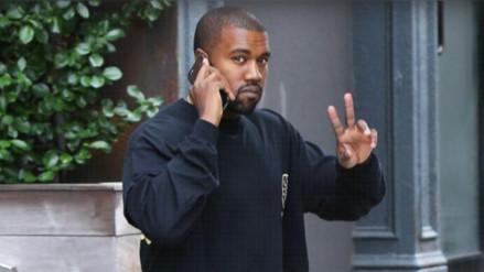Kanye West se unió a Instagram con una imagen que nadie esperaba