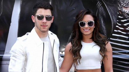 Demi Lovato y Nick Jonas enfriaron a sus fans