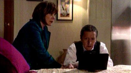 AFHS: Peter descubre que Sergio presentó una tesis que no era suya