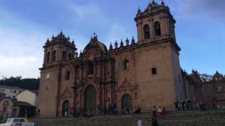 Realizan inspección a Catedral del Cusco para evitar siniestros