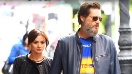 Jim Carrey niega haber contribuido al suicidio de su novia