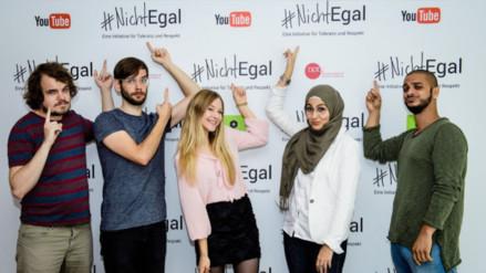 YouTube: 'youtubers' alemanes se unen contra el odio y el racismo en la red