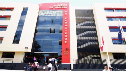 Destituyen a cuatro magistrados integrantes de la Sala Penal Liquidadora de Lambayeque