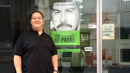 Hijo de Pablo Escobar ve