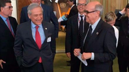 Cancilleres de Perú y Chile se reunieron para reforzar relaciones bilaterales
