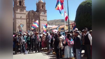 "Advierten segundo ""aymarazo"" si reinicia proyecto minero Santa Ana"