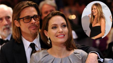 Twitter: el divorcio de Angelina Jolie y Brad Pitt resumido en estos GIFs