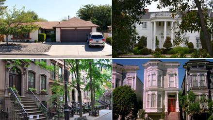 Las ocho casas más recordadas y queridas de la TV