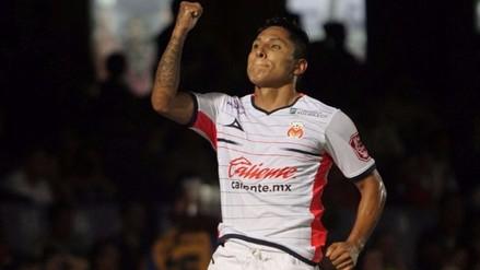 Raúl Ruidíaz, el delantero con mejor promedio de gol en el fútbol mexicano