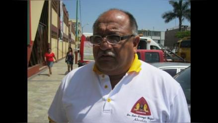 Fiscales llegan a Chimbote a investigar gestión de exalcalde Luis Arroyo