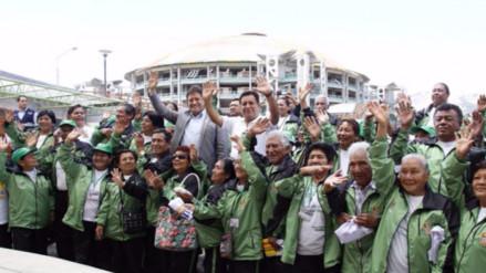 Adultos mayores de Chincha visitaron Cajamarca