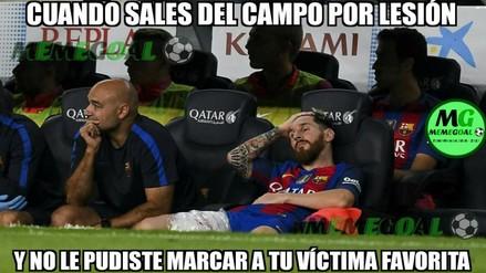 Messi y Mascherano protagonizan los memes del empate 1-1 entre Barcelona y Atlético