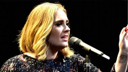 Adele no logra superar la separación de Brad Pitt y Angelina Jolie