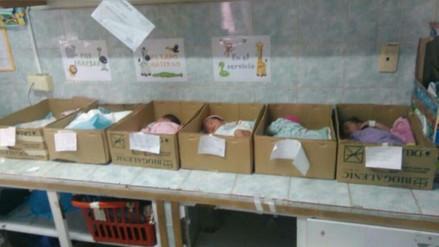 Twitter: bebés son puestos en cajas por falta de incubadoras en Venezuela