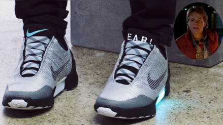 YouTube: Nike confirma la fecha de lanzamiento de las zapatillas que se atan solas