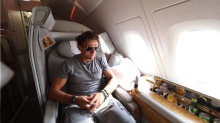 YouTube: el vuelo más caro del mundo tiene estos impensados lujos