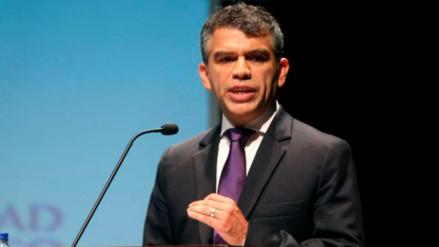 Julio Guzmán critica a Fuerza Popular por el proyecto para fortalecer la UIF
