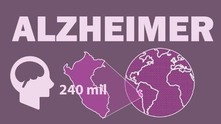 Alzheimer: Incremento progresivo de casos a nivel mundial