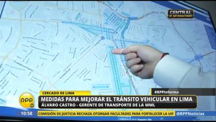 MML tomará estas medidas para solucionar el problema del tránsito