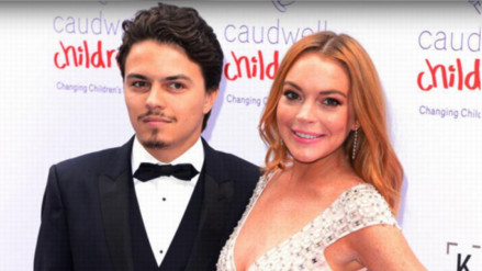 Lindsay Lohan temió que su exprometido la desfigurara con ácido