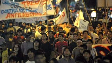 Ni Un Sol Menos: convocan en Facebook a una marcha contra el fallo de reducción de sueldo