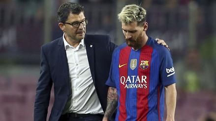 Lionel Messi: la lesión en el aductor fue producto de otra dolencia