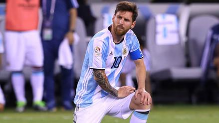 Las lesiones que sufrió Lionel Messi en tan solo un año