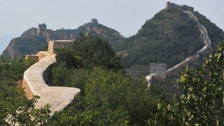La Gran Muralla China fue restaurada con cemento y la obra causa polémica