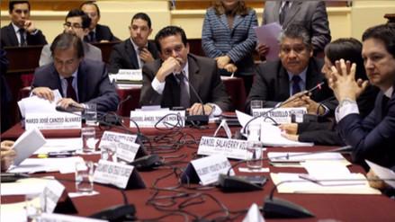 La Comisión de Constitución estima tener listo informe de facultades el martes