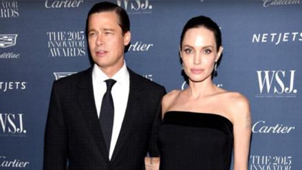 Brad Pitt aún no está listo para dejar ir a Angelina Jolie